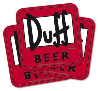 Duff Bierdeckel