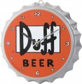 Duff Beer Wanduhr